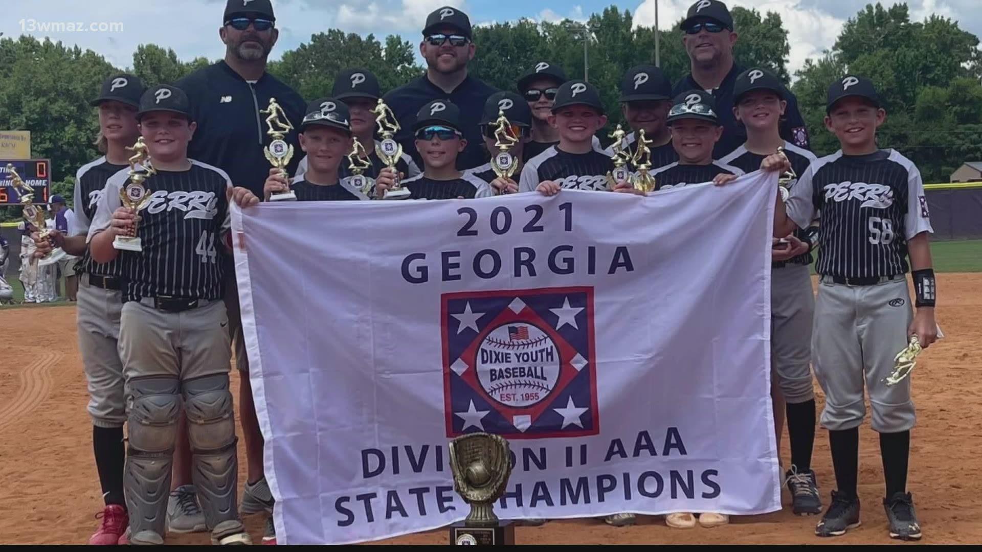 Perry Junior League Sends 6 Teams To Dixie Youth World Series 13wmaz Com