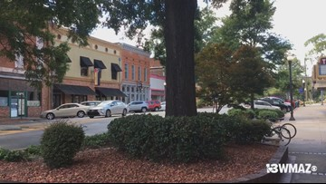 Milledgeville is one of the coolest small towns in America, says a travel website