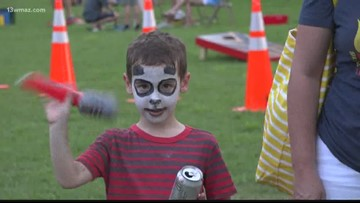Houston County Fire Department hosts fall carnival