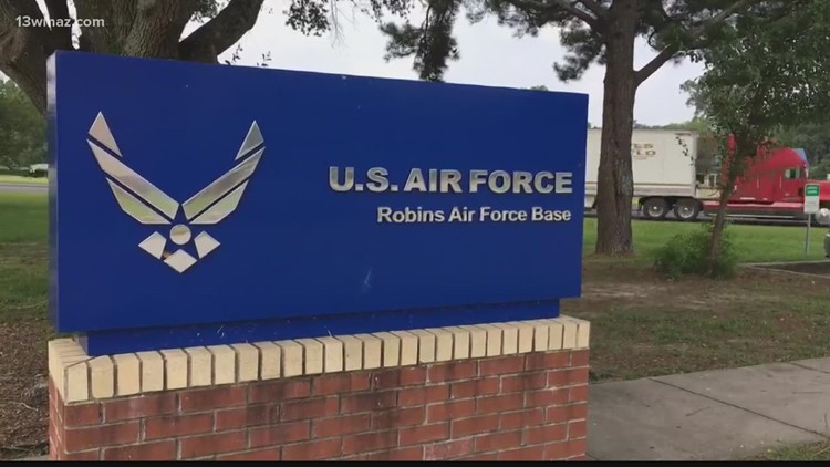 Robins Air Force Base reviewing order after new COVID-19 vaccination plan for military
