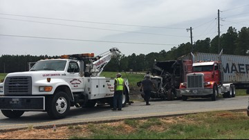 UPDATE: 2 killed in Wilkinson County wreck identified, 4