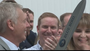 Blue Bird unveils new technology, expansion at Fort Valley facility