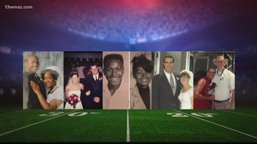 Love and football: The life of a coach's wife