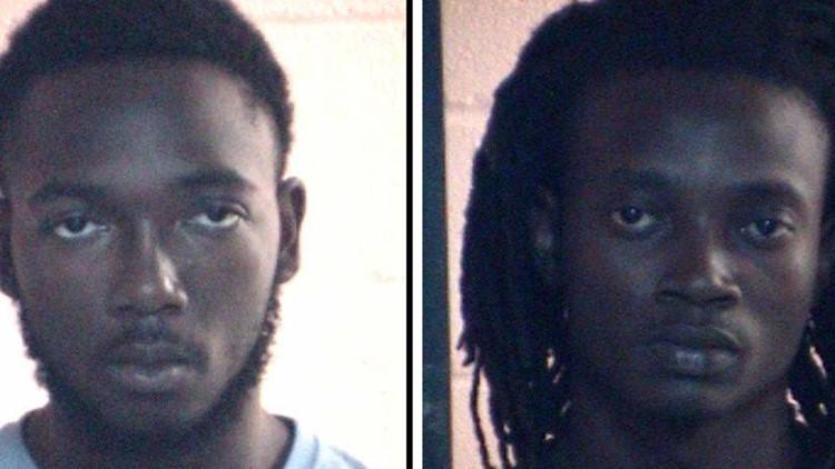 Telfair County home robbery suspects