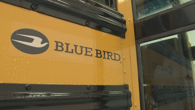 Blue Bird partners with Peach County Schools to develop bus maintenance certificate program