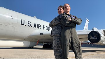 Behind the Lines: Women at Robins AFB