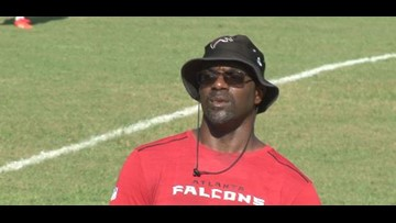Travis Jones Hosts 12th Football Fundamentals Camp