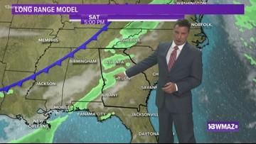 Ben's Wednesday Night Forecast