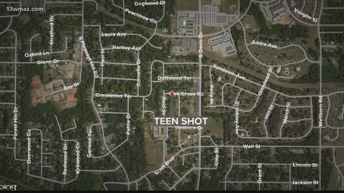 17-year-old hurt in Warner Robins shooting