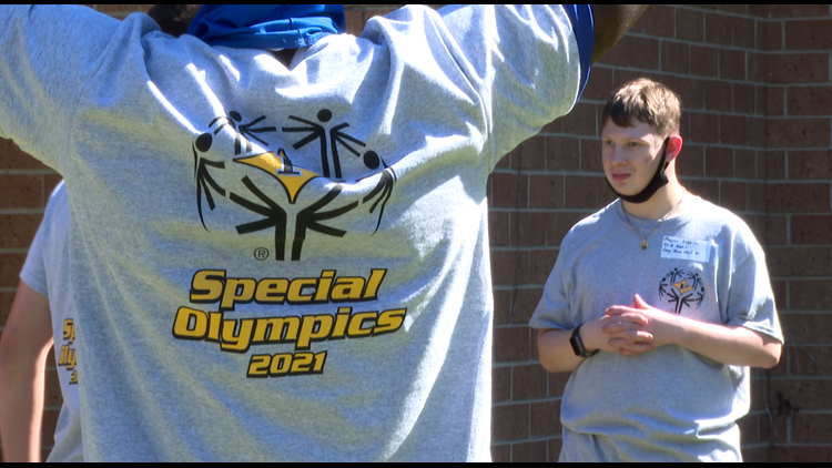 Peach County hosts Special Olympics for the first time in years