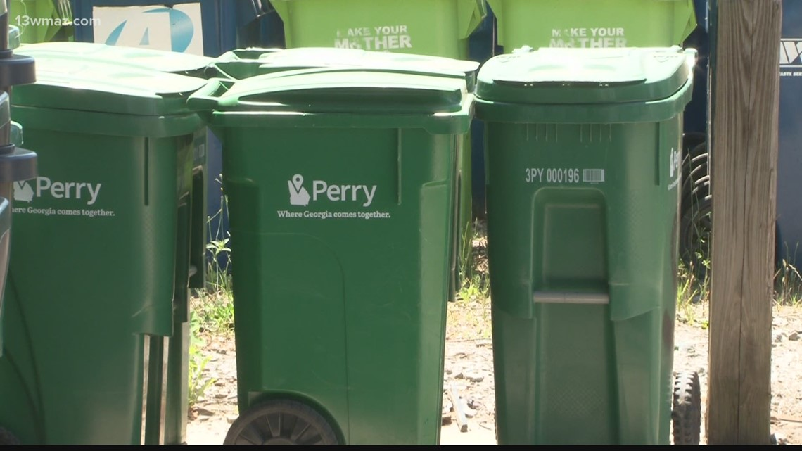 City of Perry to host annual cleanup next week