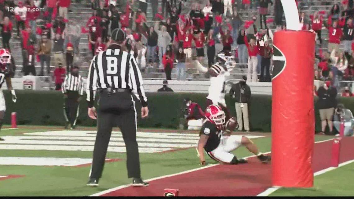 University of Georgia wide receiver Jermaine Burton to miss rest of spring season