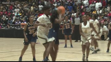 Central Georgia high school sports top plays of the week (March 9)