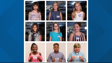 The search is on for 13 WMAZ's new crew of Junior Journalists