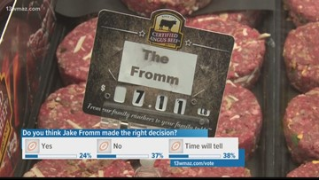 Warner Robins restaurants honor UGA's Jake Fromm with special menu items