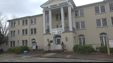 New Perry Hotel prepping for renovations
