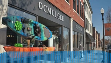 Outdoor and sporting goods store opens in downtown Macon