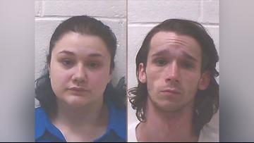 Jones County deputies arrest 'grinches' for destroying Christmas decorations