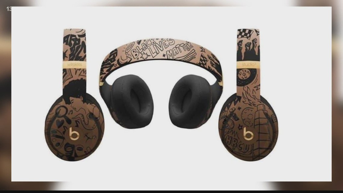 Macon teen designs Beats by Dre that will be worn by players in NBA All-Star game