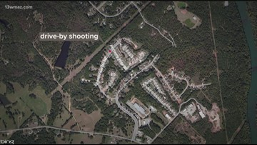 Police investigating drive-by shooting in Milledgeville