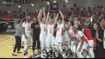 Mercer Bears will face Iowa in first round of NCAA tourney