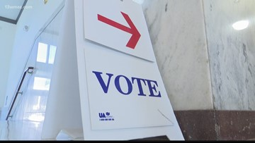Early voting gets underway for November elections