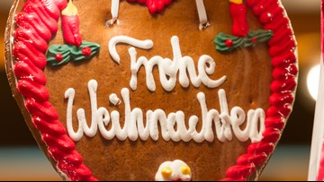Holiday Foods from the Homeland: How Germans in Central Ga. celebrate Christmas