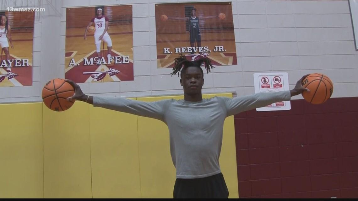 Westside's Kowacie Reeves Jr.: Athlete of the Week All-Star