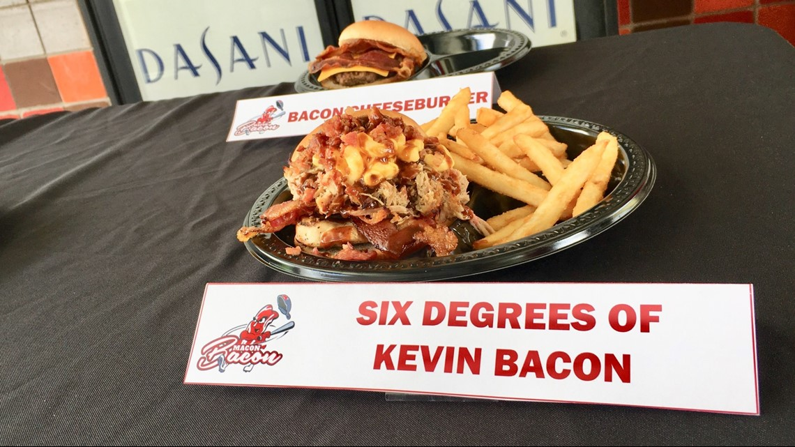 TASTE TEST: Six bacon-themed items added to Macon Bacon menu