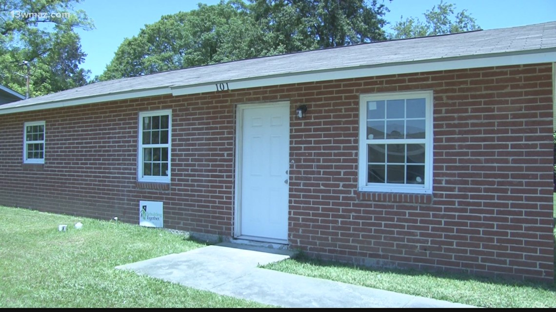 Central Georgia church helps families transition into home ownership