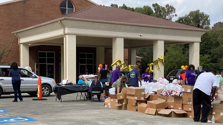 Macon ministries team up for 'Feed the City' event to help those in need