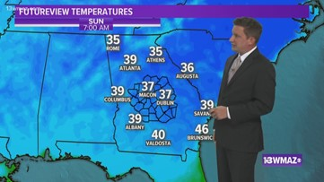 Ben's Friday Night Forecast