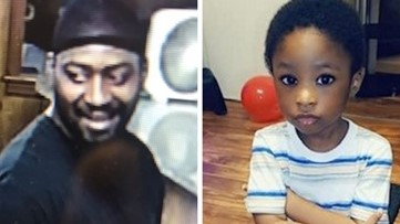 Update: Missing Georgia 2-year-old found safe, father in standoff with Tampa police
