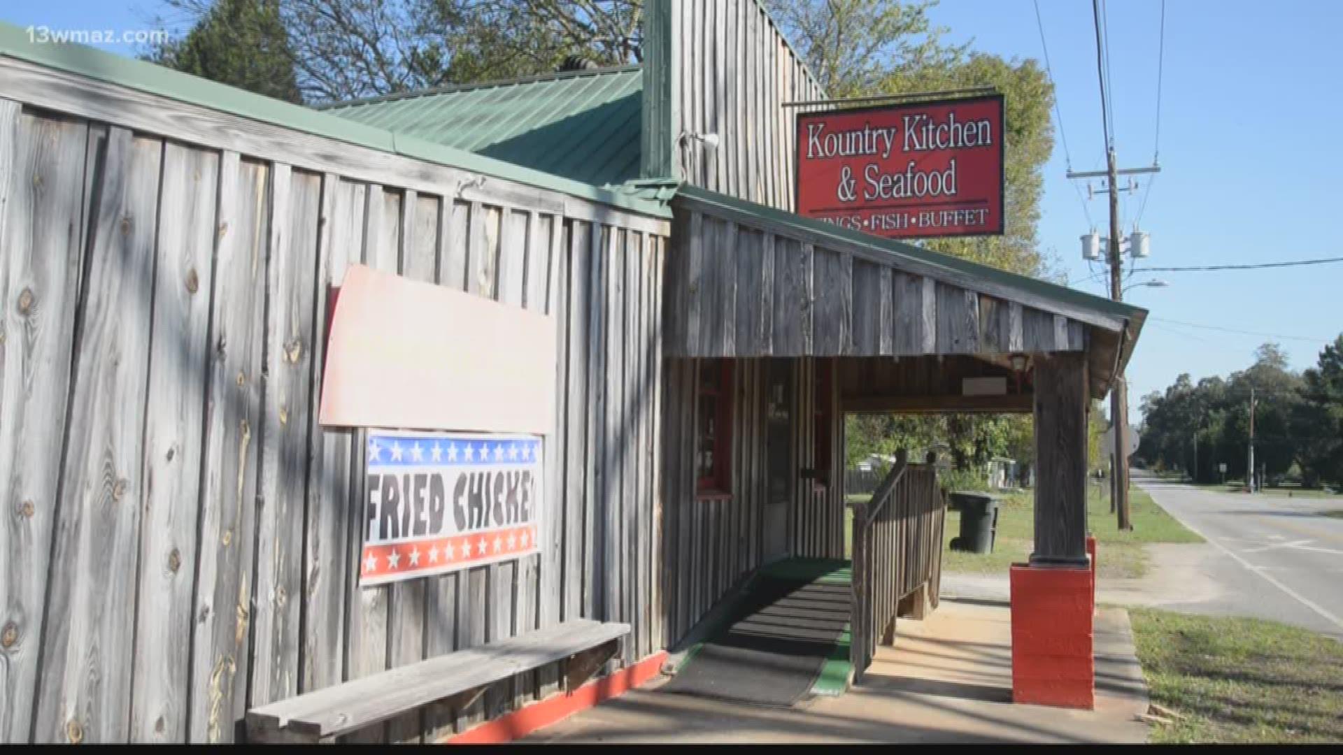 Corner Cafes Kountry Kitchen Seafood In Jeffersonville 13wmaz Com