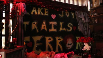 Lake Joy Trails of Terror to open for Valentine's Day weekend