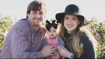 'It will get worse before it gets better:' Community rallies around Warner Robins baby battling rare cancer