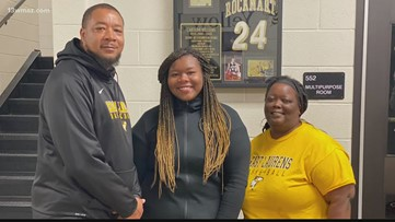 East Laurens High grad heads to college on softball scholarship