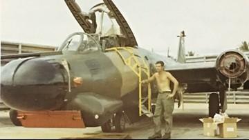 Vietnam War veterans concerned about 'Agent Orange' illnesses