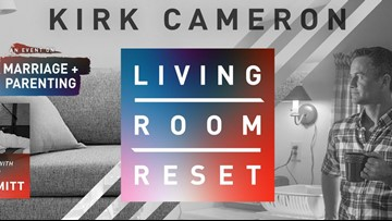Actor Kirk Cameron heads to Macon church for 'Living Room Reset'