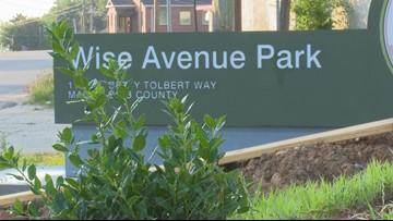 Bibb County turns blight into new park