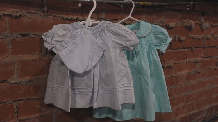 'It's what we're called to do': Milledgeville church gives away clothes to kids in need