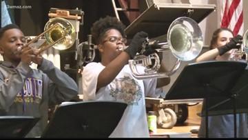 Jones County band performs at Sugar Bowl