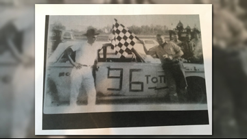 'I know I'll miss it': Georgia stock car racing legend retires after 55 years