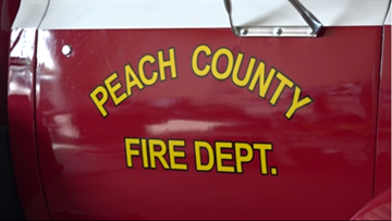 'It's one of the most fair taxes there is:' How the public safety SPLOST funds would help Peach County