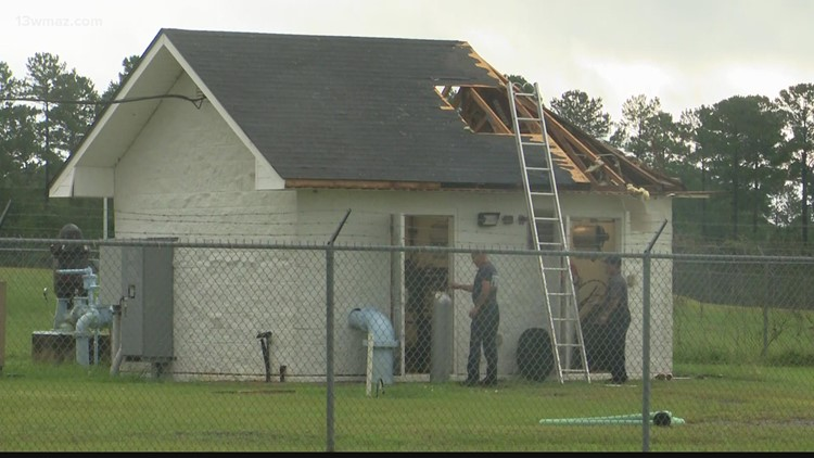 NWS confirms EF-0 tornado touched down in Twiggs County