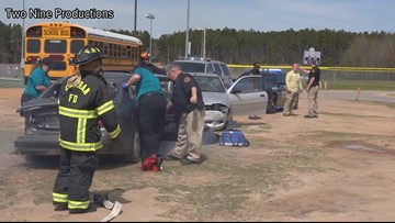 School of the Week: Bleckley County High School students star in short film to stand against drunk driving