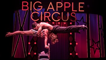 Big Apple Circus to stop in Macon on first US arena tour
