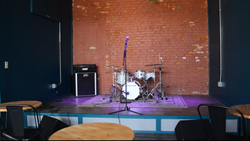 New downtown Macon live music venue, bar opens this weekend