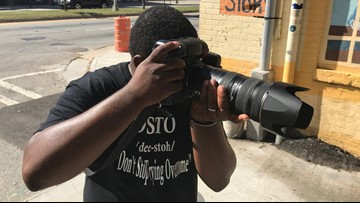 Macon photographer creates music project to bring people together