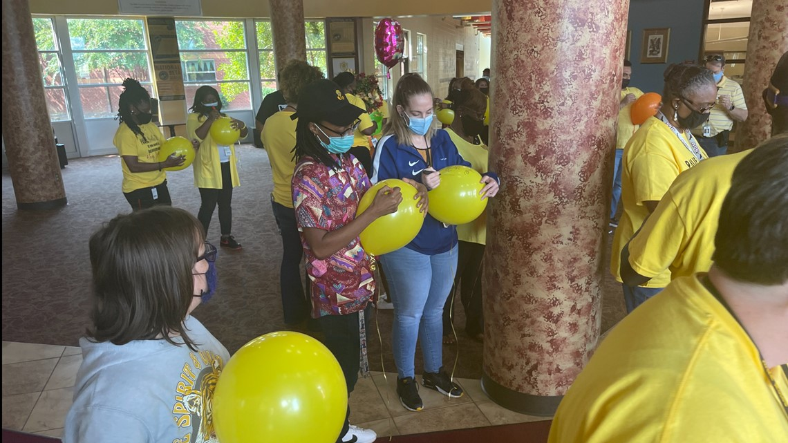 Westside High hosts events for Suicide Prevention Awareness Month